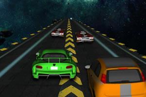 太空赛道驾驶