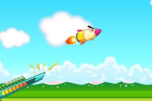 火箭人飞吧