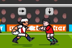 橄榄球障碍赛