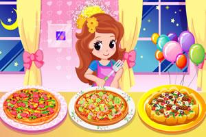 南希的豪华披萨