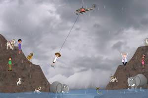 艾琳飓风救援行动