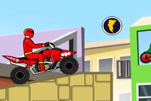 恐龙战队摩托手