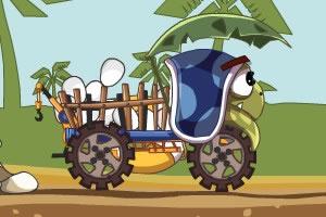 愤怒的乌龟卡车版