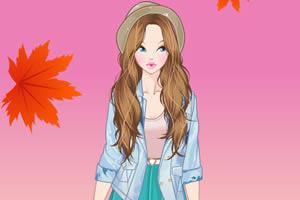秋季时尚装扮