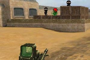 反恐训练基地