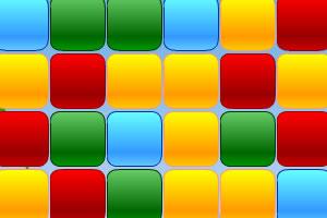 五彩小方块消消看