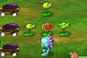 植物大战外星人