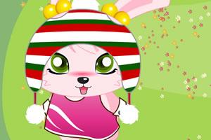 亲爱宝贝兔