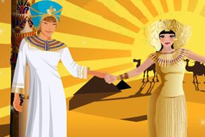 法老王与皇后
