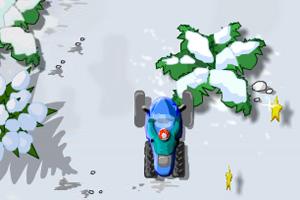 雪地大脚车