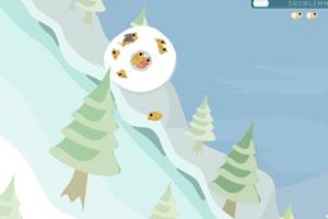 旅鼠滚雪球