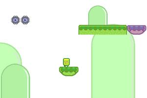 绿方块之恶魔冒险