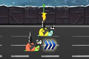 武装蜗牛超跑