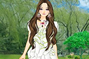 春季时尚连衣裙