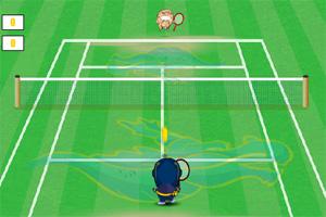 小忍者打网球