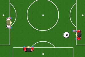 2对2足球挑战赛
