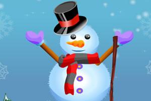 欢乐堆雪人