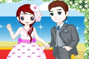 可爱恋人的婚礼
