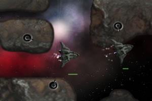 太空防御基地战