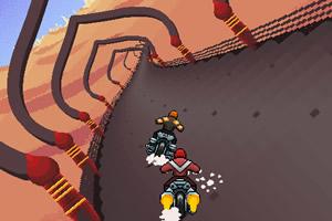 像素摩托车赛修改版