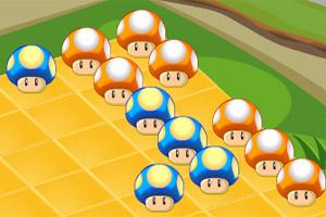 蘑菇地盘争夺战