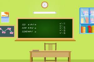 小学教室逃脱