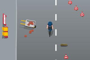 自行车警察