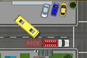 巴士站停车