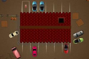 小型货车停车场