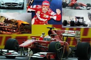 F1赛车拼图