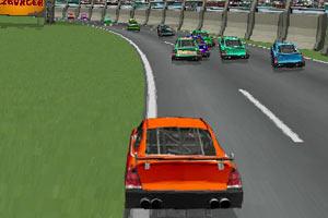 汽车竞速大赛