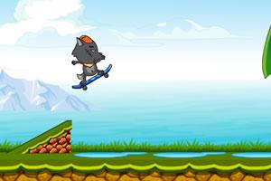 灰太狼滑板大冒险2