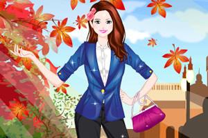 秋季休闲服饰