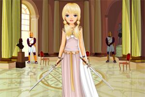 装扮波斯公主
