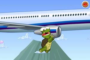 想飞的乌龟无敌版