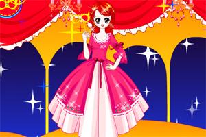 公主的面具舞会