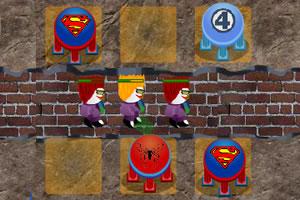 超级英雄塔防战