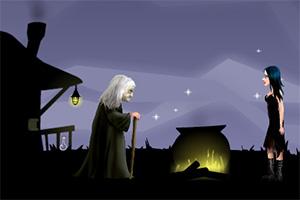 逃离女巫庙