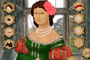 宫廷蒙娜丽莎
