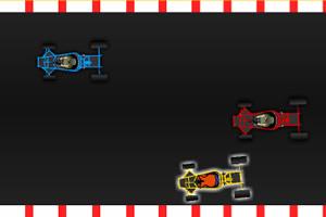 疯狂F1赛车