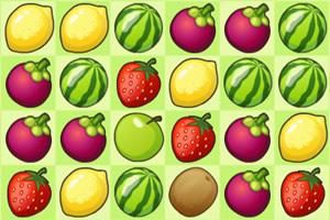美味水果对对碰