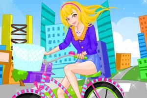 城市单车女孩
