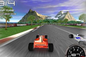 F1超级赛车