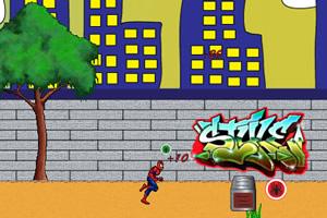 蜘蛛侠恢复训练
