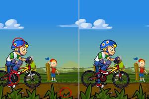 自行车找茬