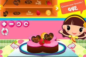 我的甜心蛋糕