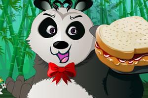 爱吃三明治的熊猫
