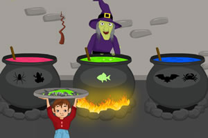 女巫黑餐厅