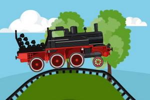 蒸汽火车运转无敌版