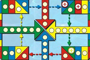 智能飞行棋 智能飞行棋小游戏图片